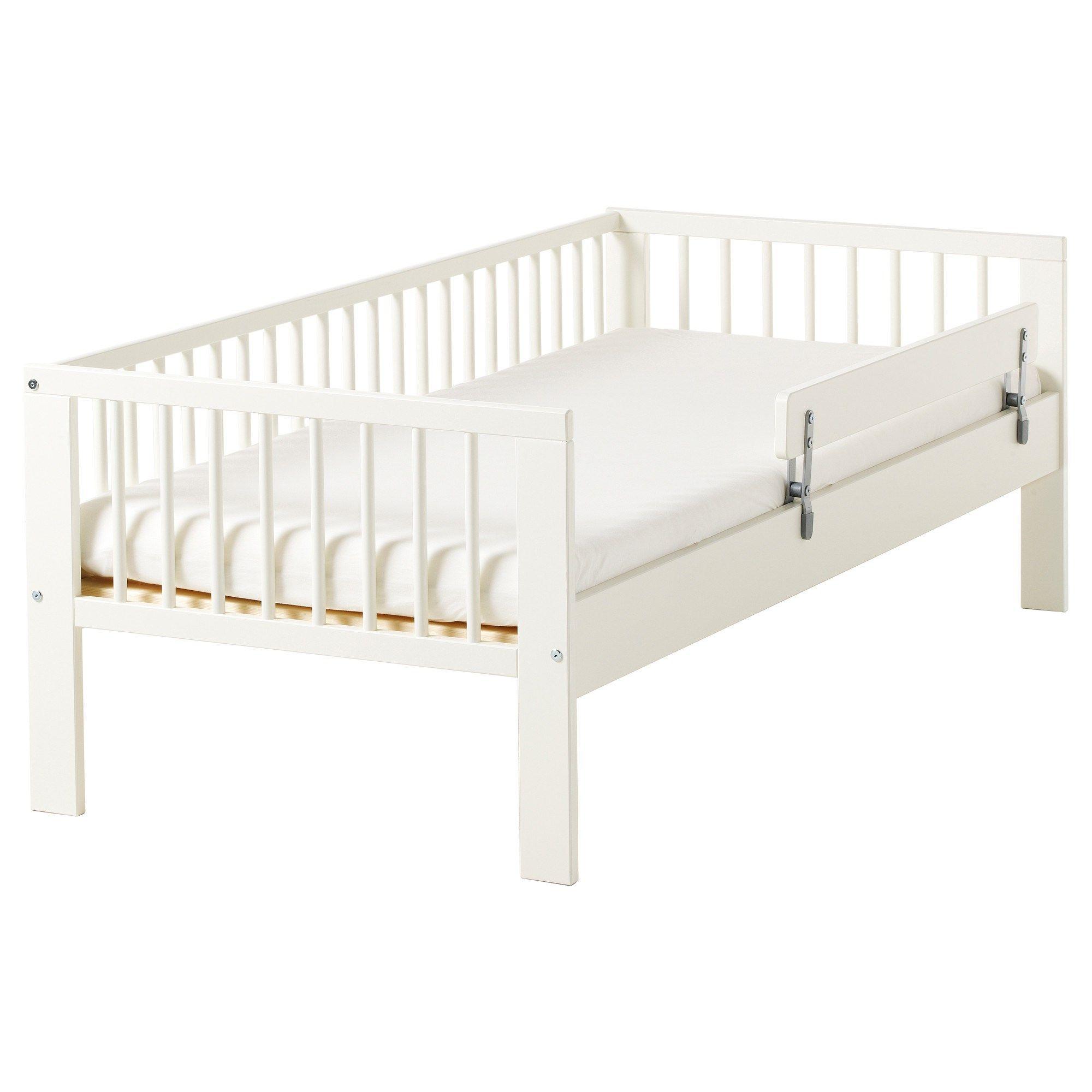 GULLIVER çocuk karyolası beyaz 70x160 cm IKEA IKEA Çocuk