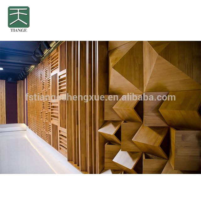 Source 3d Acoustic Wall Panel Wooden Sound Diffuser Of Theater On M Alibaba Com Acoustic Wall Panels Acoustic Wall Acoustic Panels