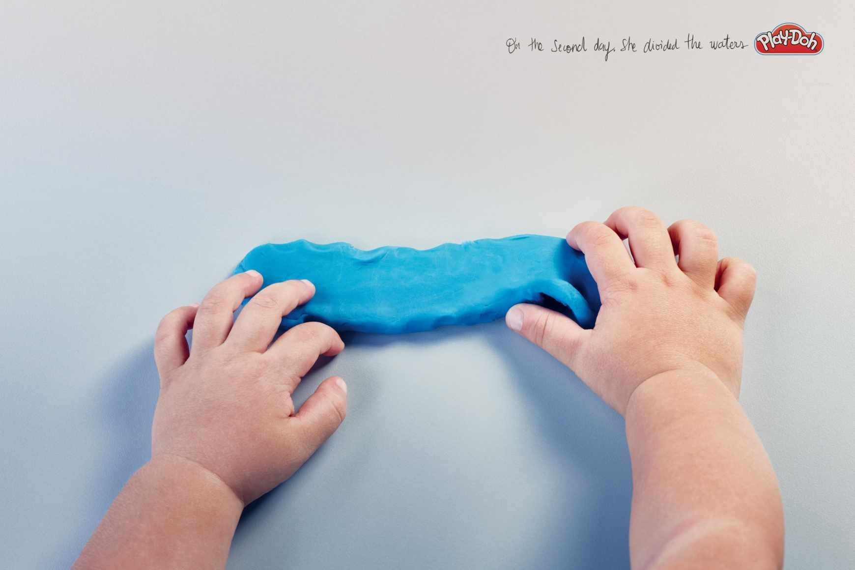 Play-Doh: The second day