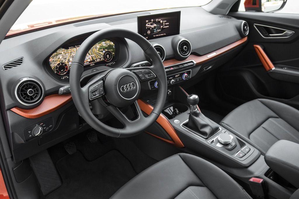 Audi Q2 interieur | Cars | Pinterest