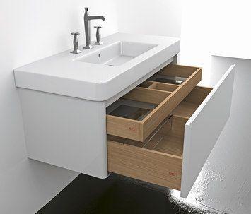 Designer Vanity Units For Bathroom Classy Classsign  Bathrooms  Pinterest  Vanity Units Vanities And Bath Design Decoration