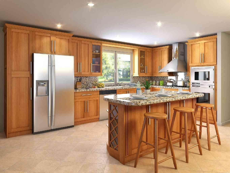 Kitchen Cabinet Design Birch Kitchen Cabinets Cheap Kitchen Cabinets Kitchen Design