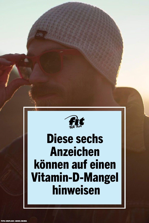 Gesundheit: 6 mögliche Anzeichen für einen Vitamin-D..