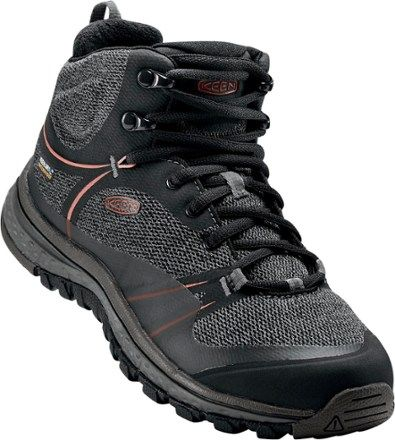 d2b0174e348 KEEN Women's Terradora Mid WP Hiking Boots Dapple Grey/Vapor 11 ...