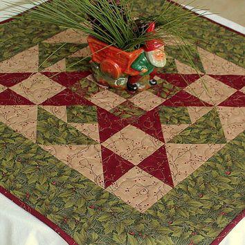 Pin On Quilted Table Toppers And Wall Hangings