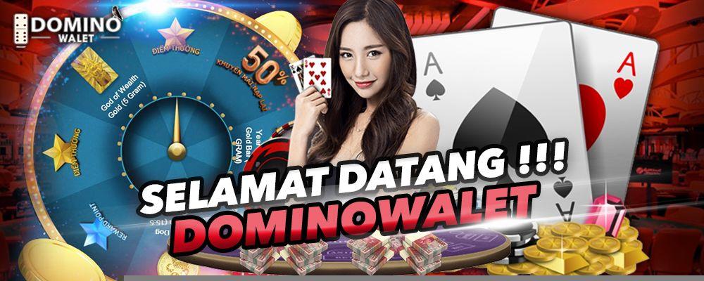 Dominowalet