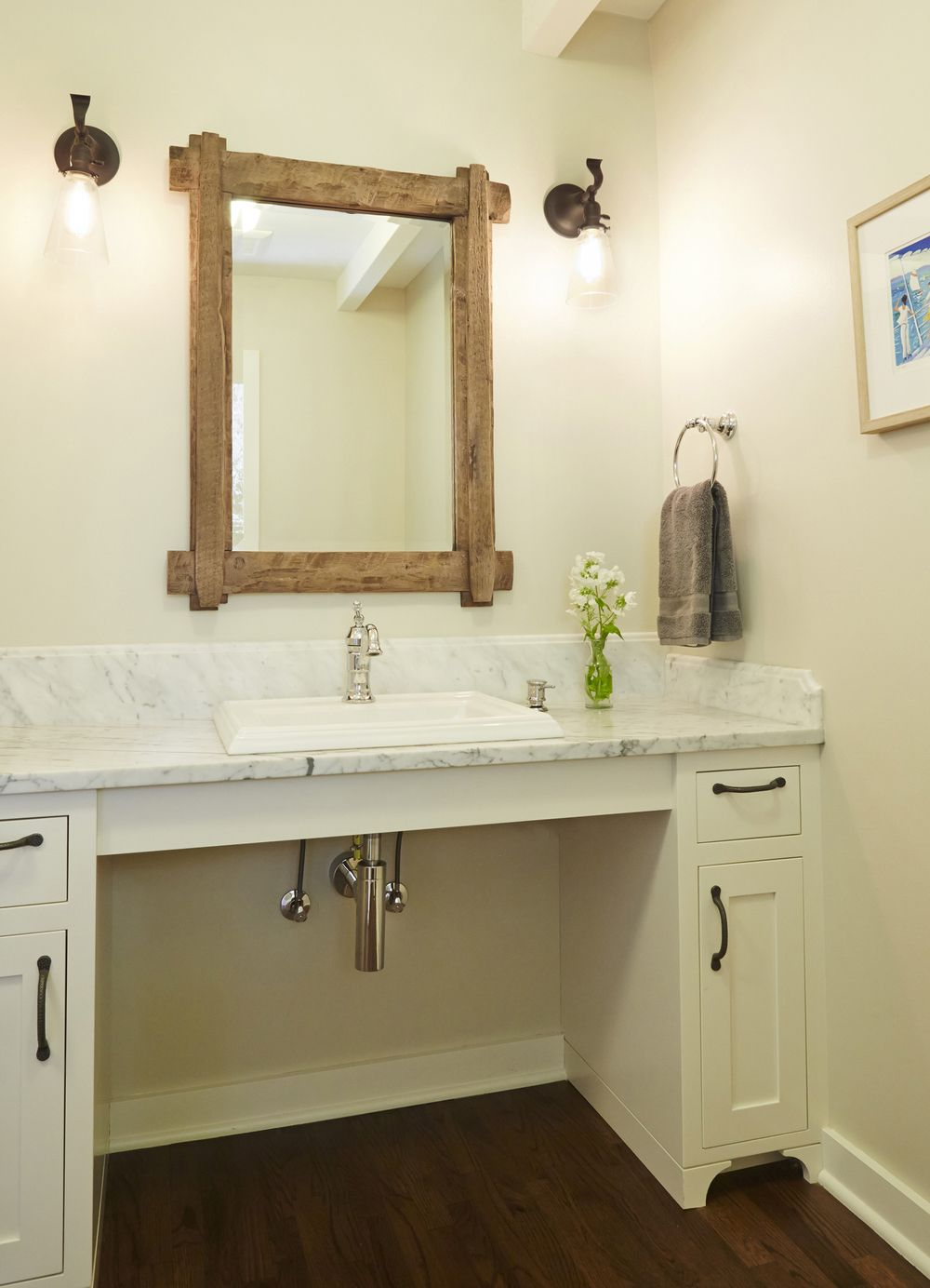 Custom Cabinets For Wheelchair Accessible Sink Rom Architecture