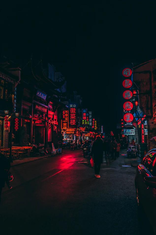 Nighttime Aesthetic In 2020 Landscape Wallpaper Ipad Wallpaper City Aesthetic