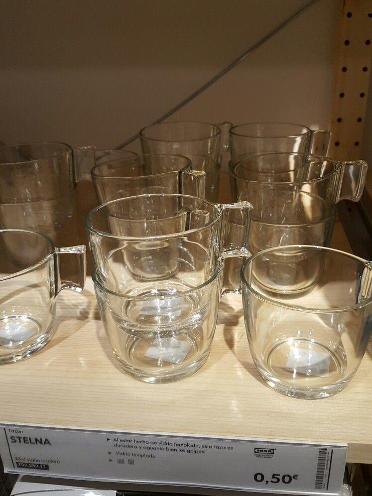 Tazas vaso Ikea