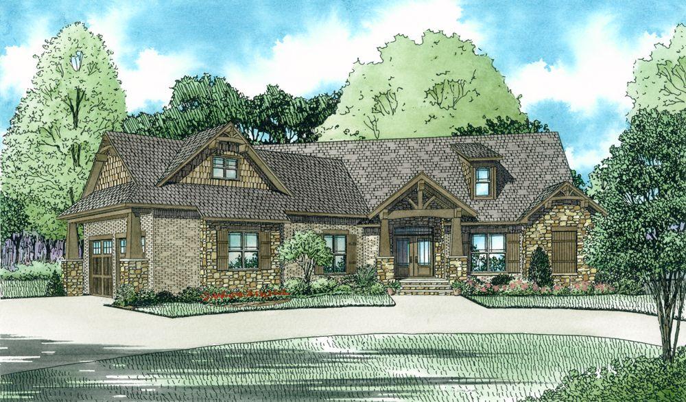 Nelson Design Group House Plans Design Services Ouachita Falls