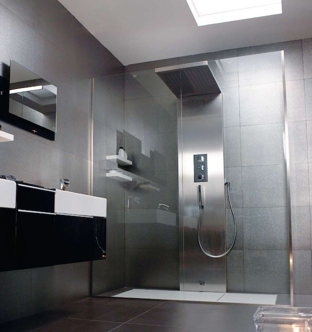 11 Perfect Shower Heads For Your Master Bathroom | Modern shower ...