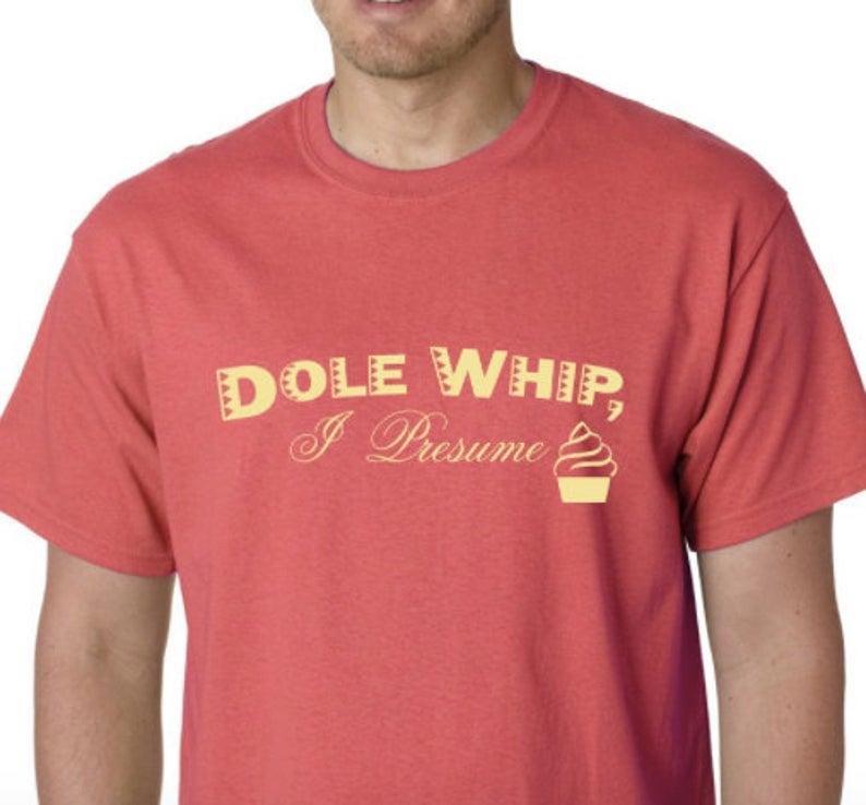 Adventureland Disney Inspired Mens Cotton Blend T-Shirt