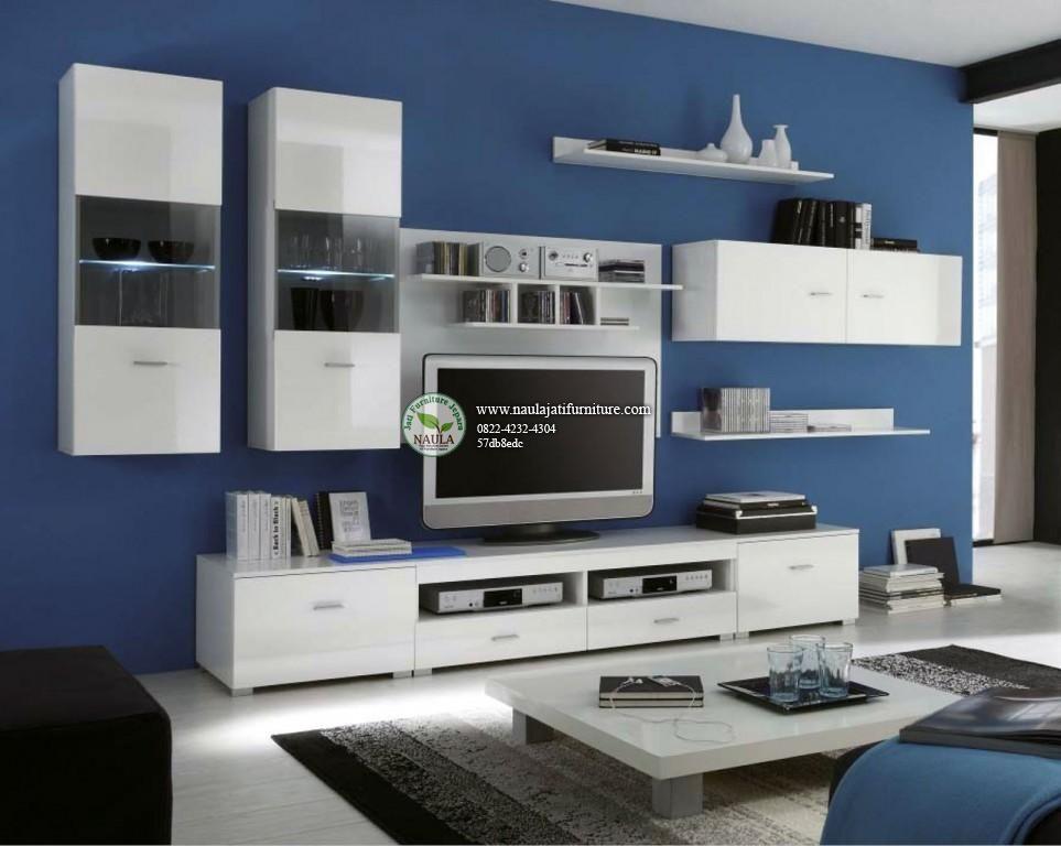 rak tv minimalis modern-lemari TV Modern Minimalis Jepara | lemari ...