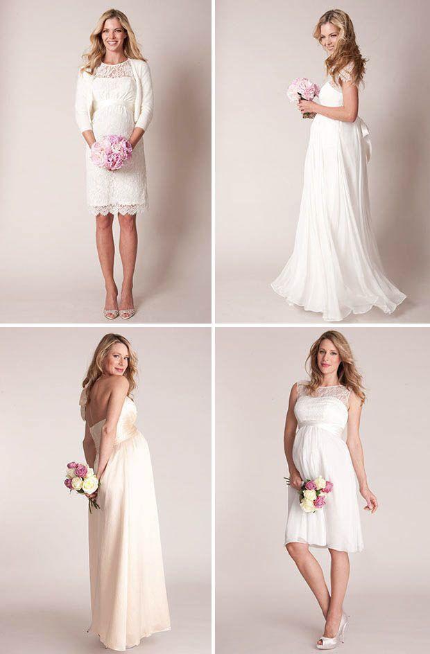 wedding dresses for pregnant women | Erotic lingerie | Pinterest ...