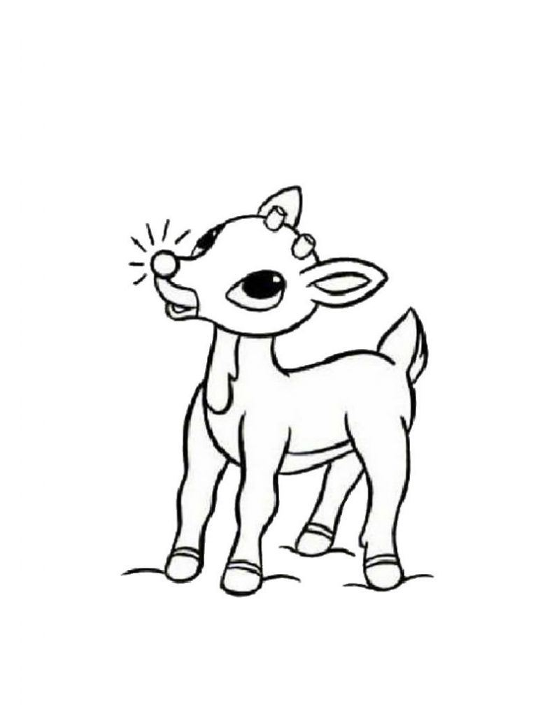 Free Printable Reindeer Coloring Pages For Kids Rudolph Coloring Pages Christmas Coloring Sheets Christmas Coloring Pages