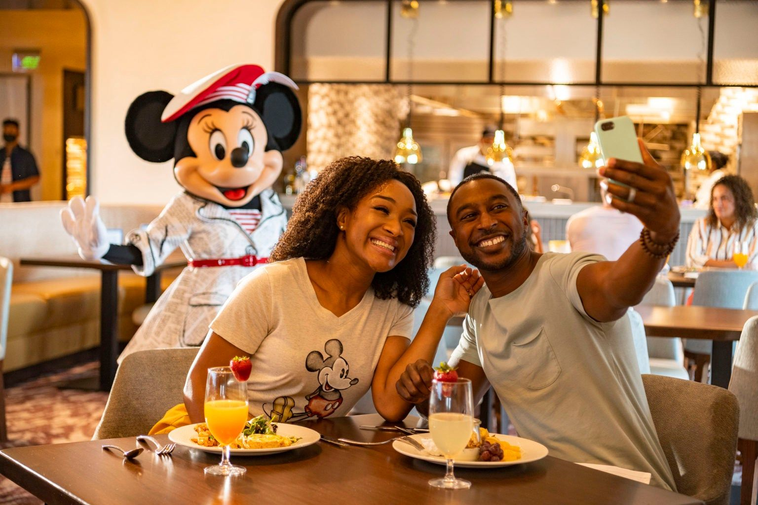 Disney world is reopening more character meals why they