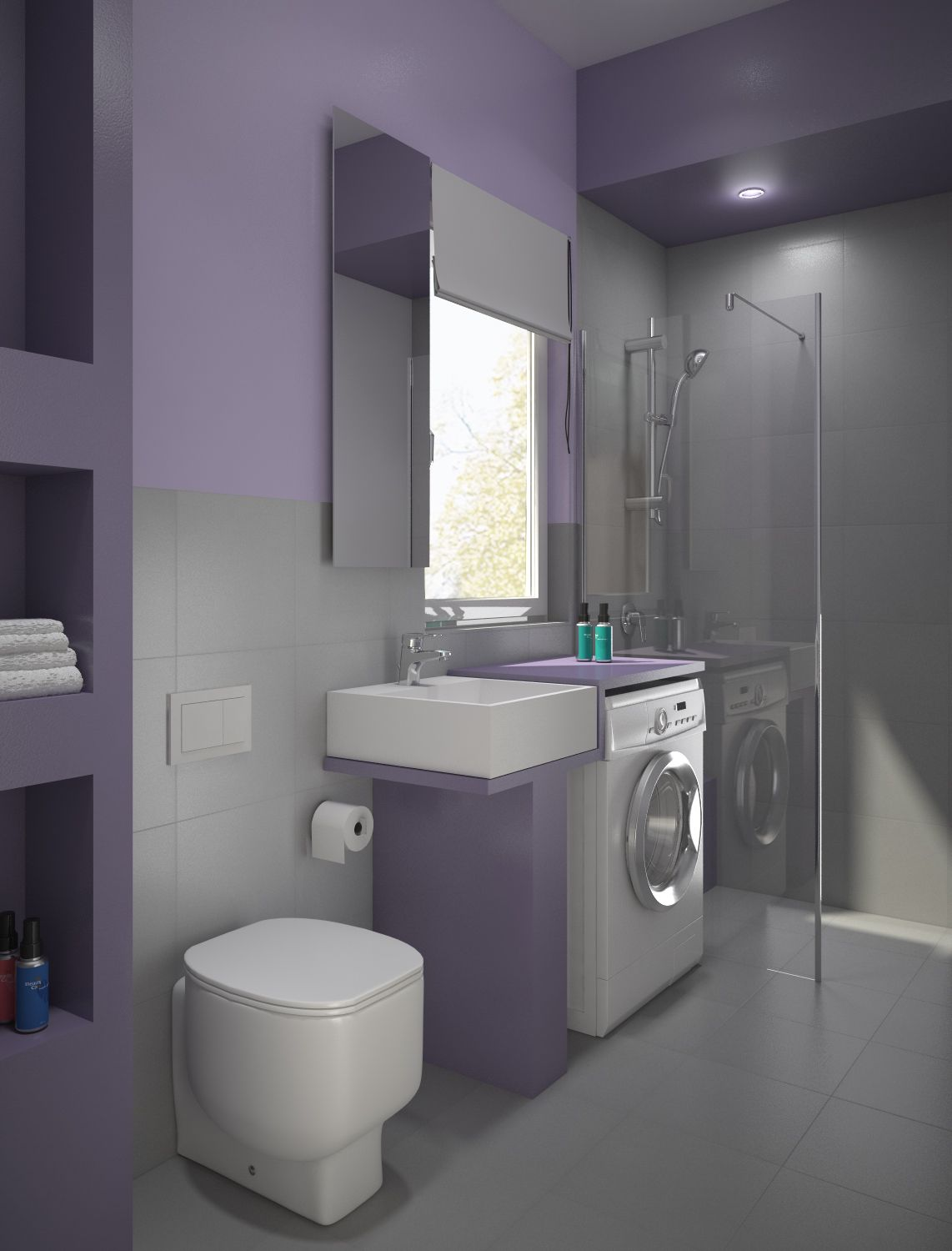 Small Bathroom Ideas E Saving Furniture And Many Clever Solutions