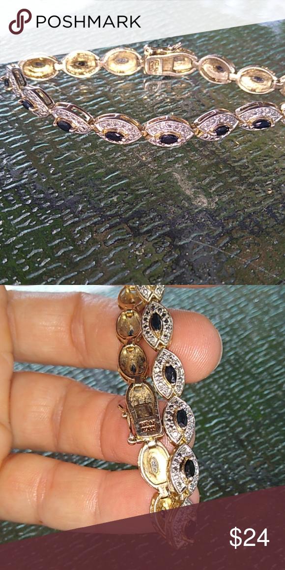 Tennis Bracelet Womens Jewelry