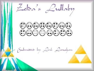 Zelda S Lullaby Tabs Zelda Ocarina Of Time With Images