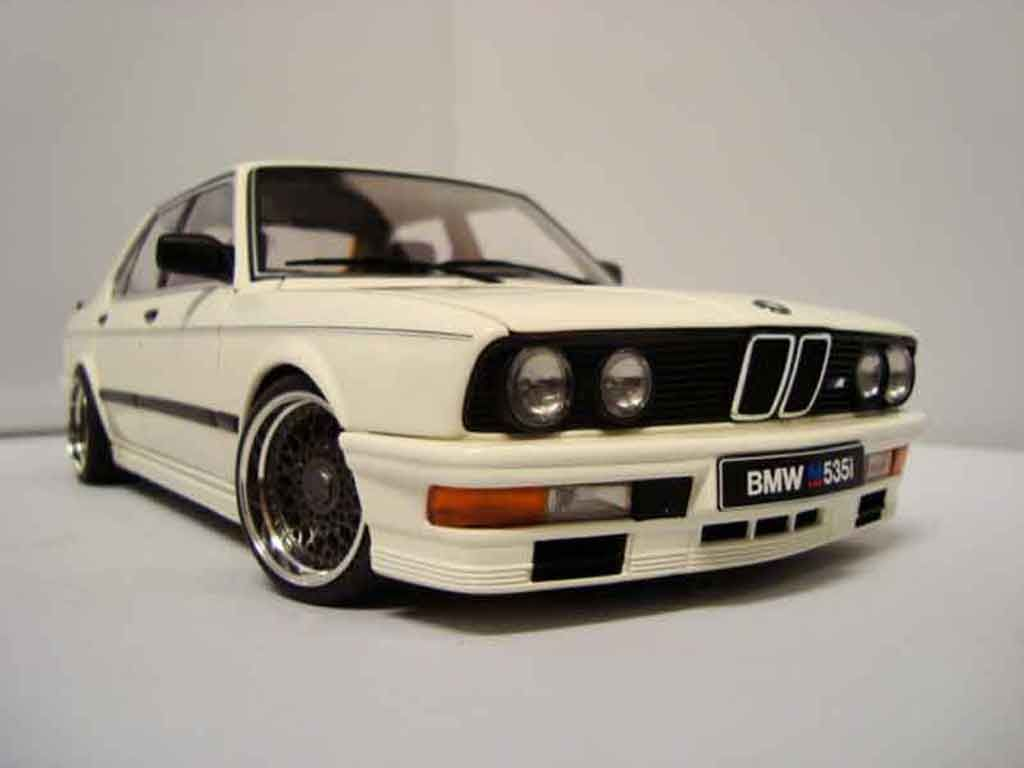 autoart model cars 1 18 bmw 535i m 1985 wheels bbs. Black Bedroom Furniture Sets. Home Design Ideas