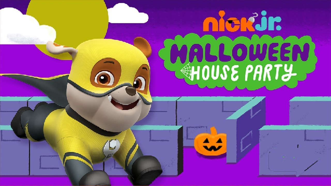 NICK Jr.: PAW Patrol Halloween House Party - for KIDS | CASUAL ...