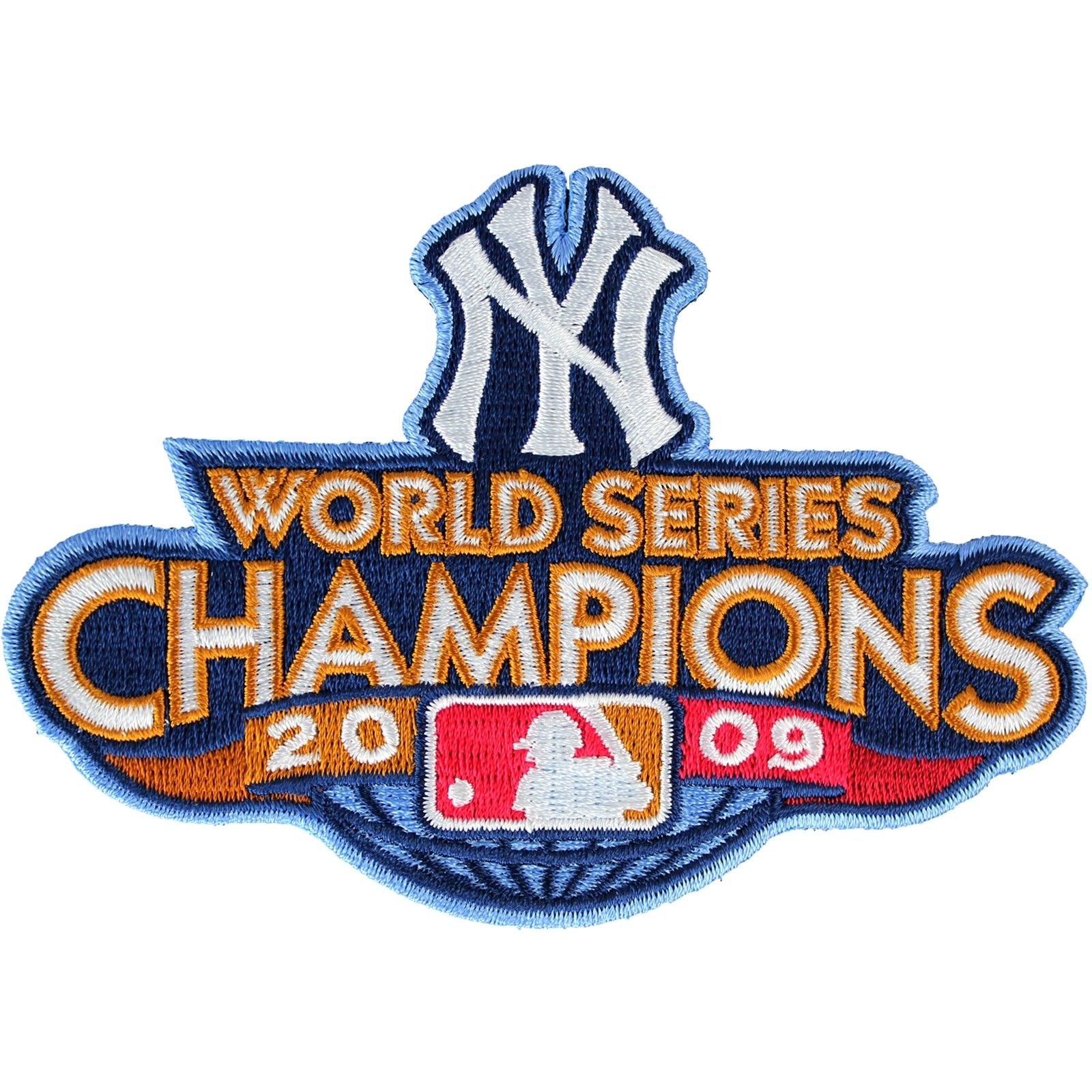 1495 2009 world series champions york yankees jersey