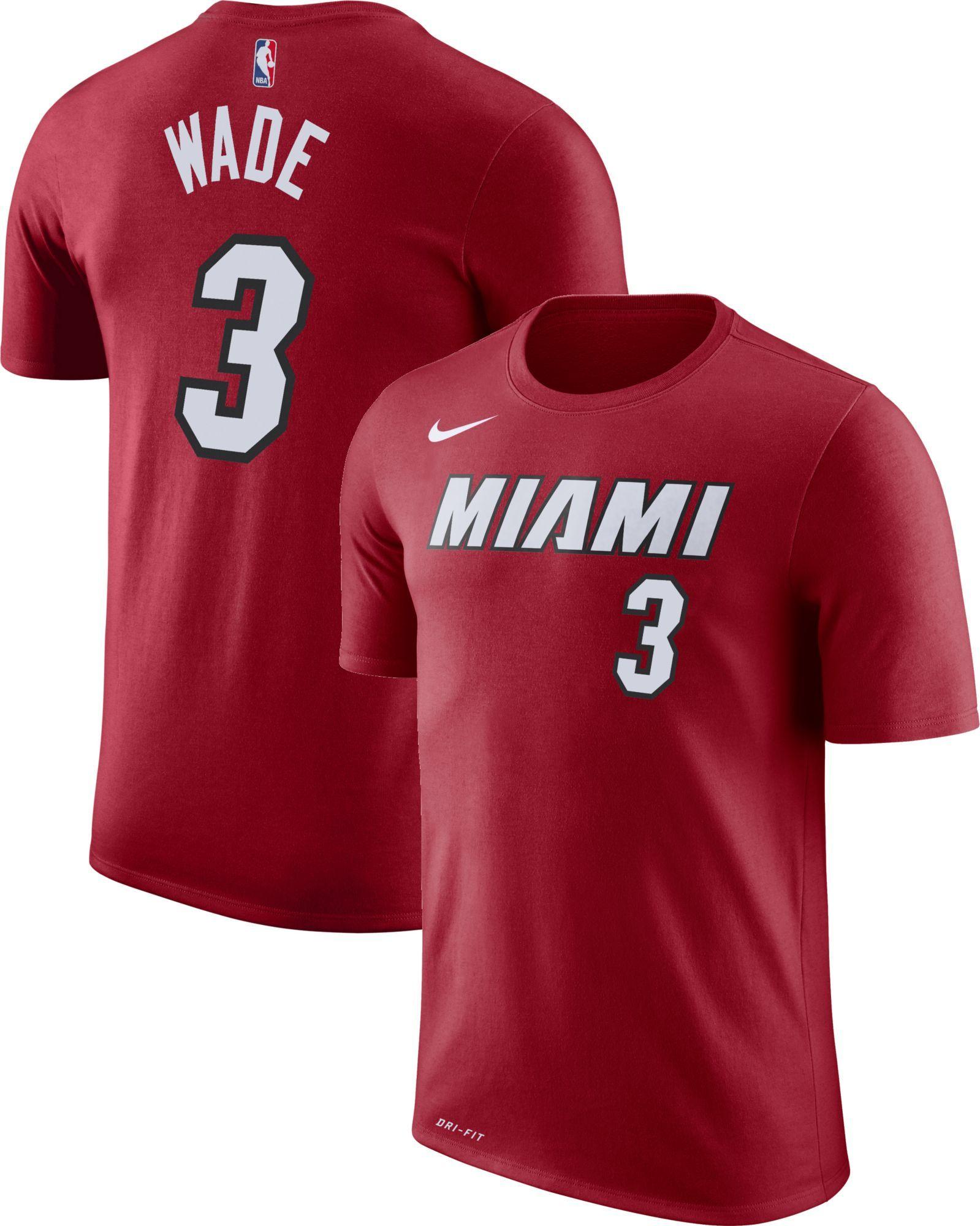 5ab88262e65 Miami Heat T Shirts Youth