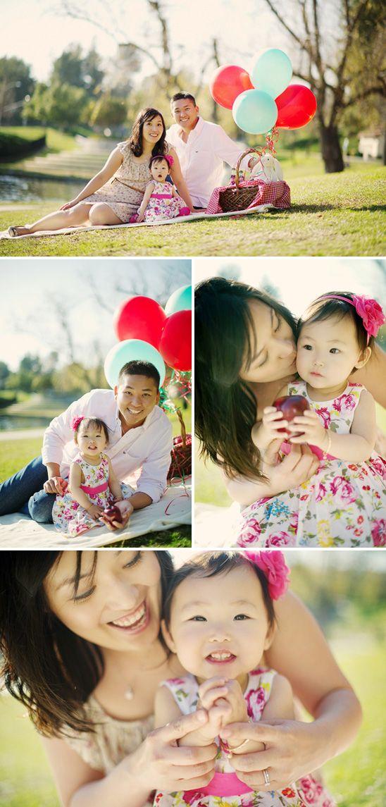 Whimsical Family Shoot
