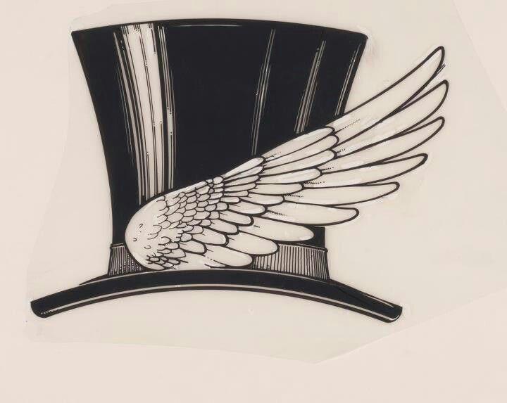 Dolack graphic: Top Hat
