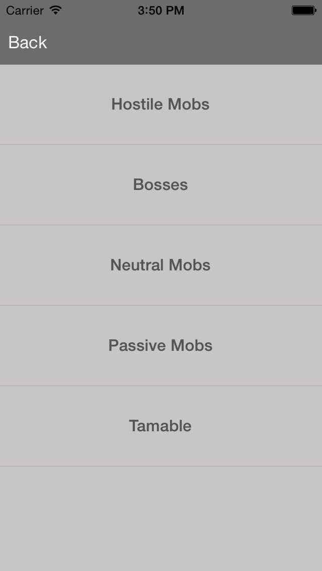 Mobs Guide For Minecraft #Trivia#Reference#Word#ios | 3d
