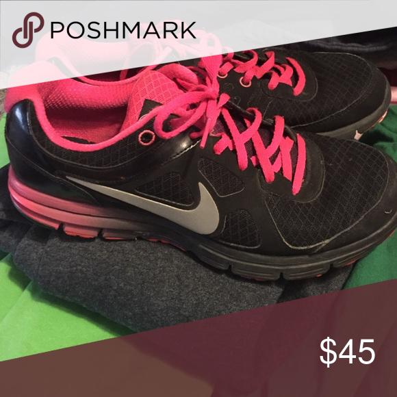 Nike lunarlon sneakers | Sneakers, Pink