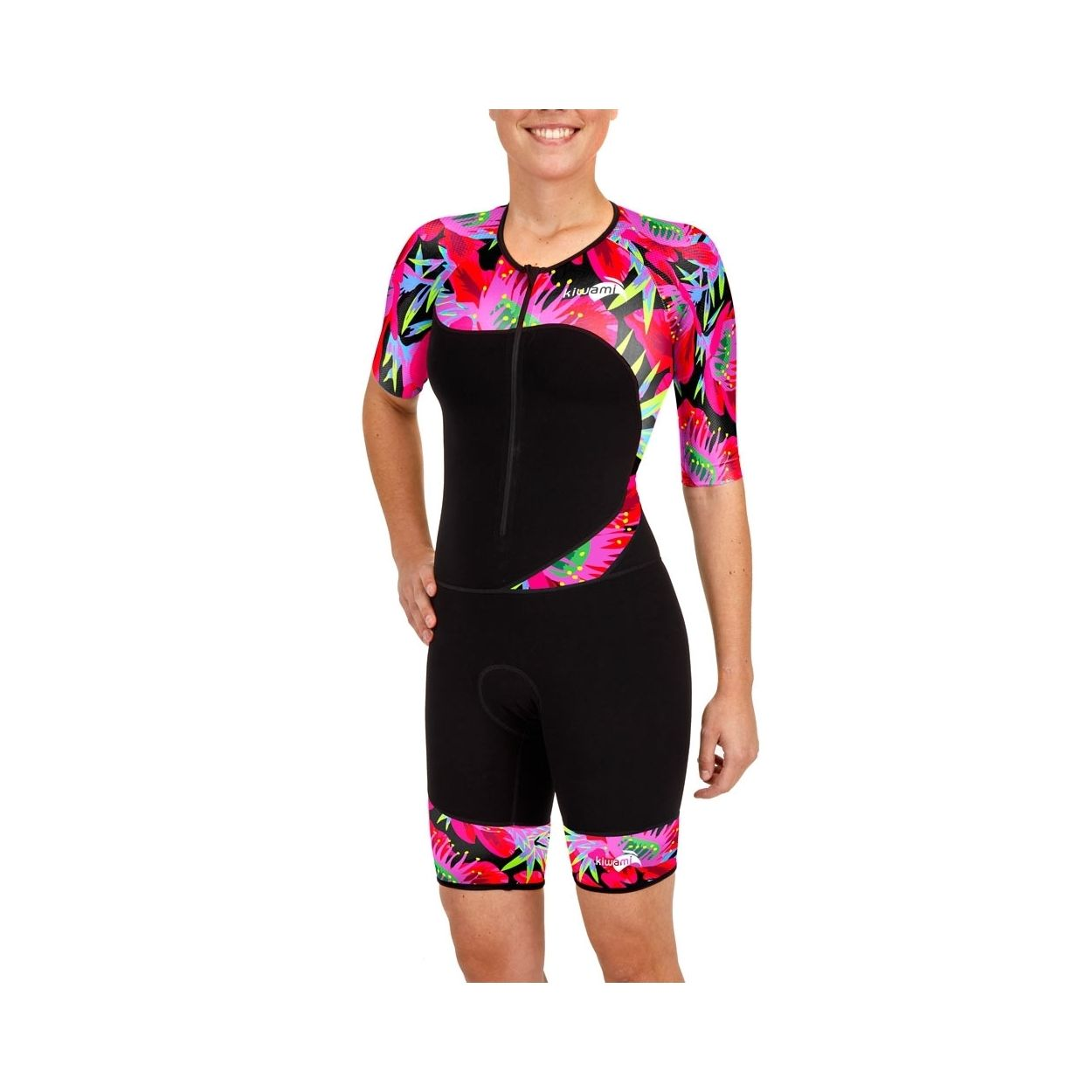 f5edcb7b442688 TRIFONCTION TOKYO AERO   KIWAMI - Women's triathlon gear - #swimbikerun    Triathlon gear, Triathlon clothing, Bike run