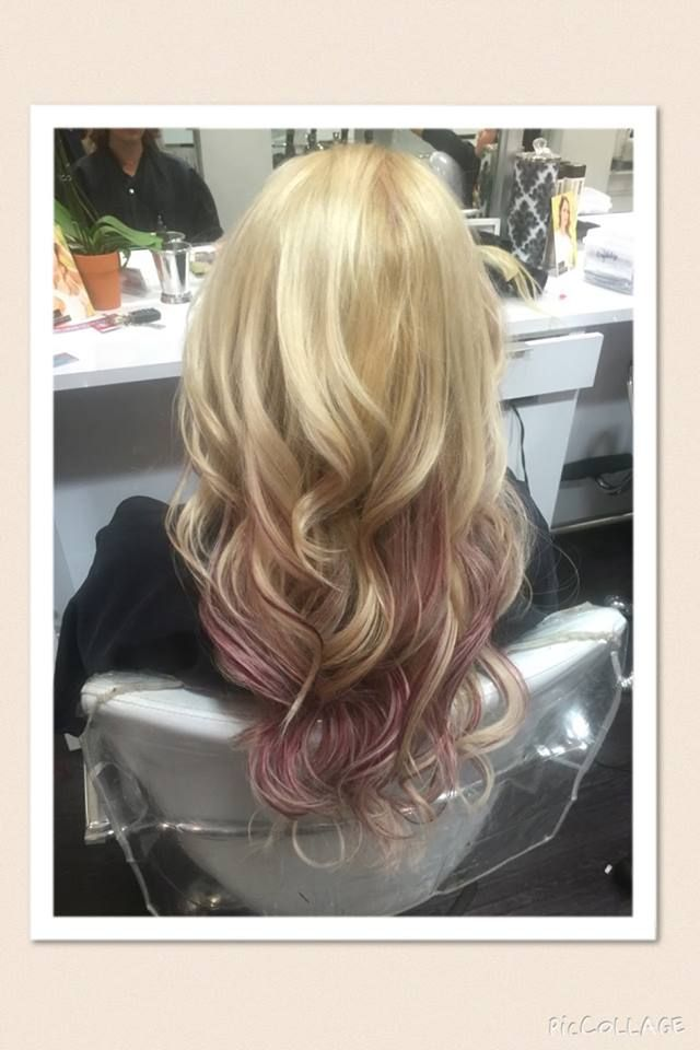 Check Out This Princess Hair 22 Tape Hair Extensions And Purple