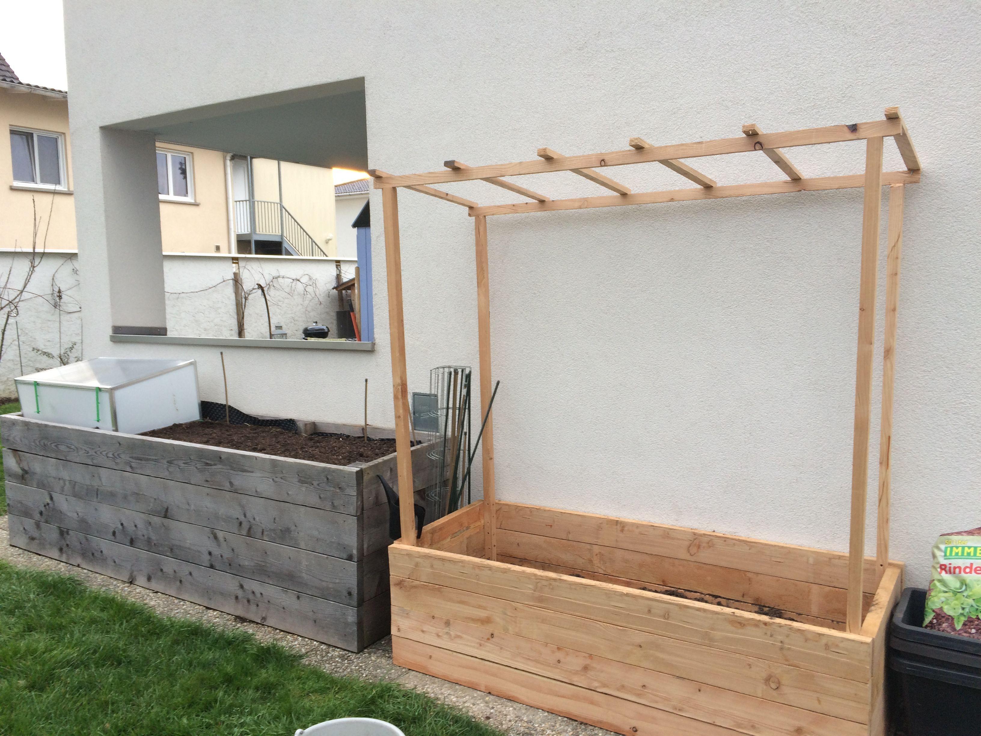 saatzeit tomatenbeet the new one garten pinterest gem segarten hochbeet und g rten. Black Bedroom Furniture Sets. Home Design Ideas