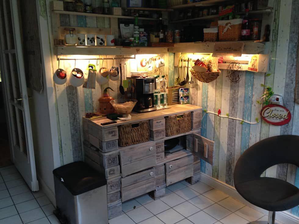 Wohnideen, Interior Design, Einrichtungsideen \ Bilder - küche aus europaletten