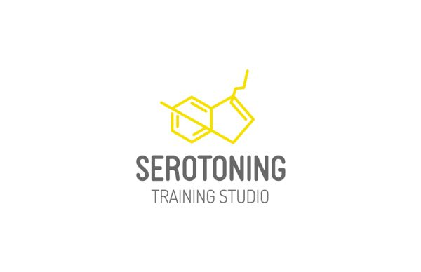 SEROTONING Training Studio by S & Team, via Behance