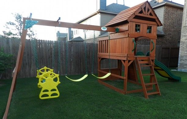 Leisure Time Swing Sets For A Garden Leisure Time Swing Set Sams
