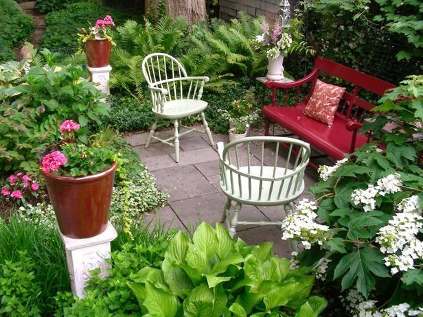 Beautiful Summer Gardens : Outdoors : Home & Garden Television