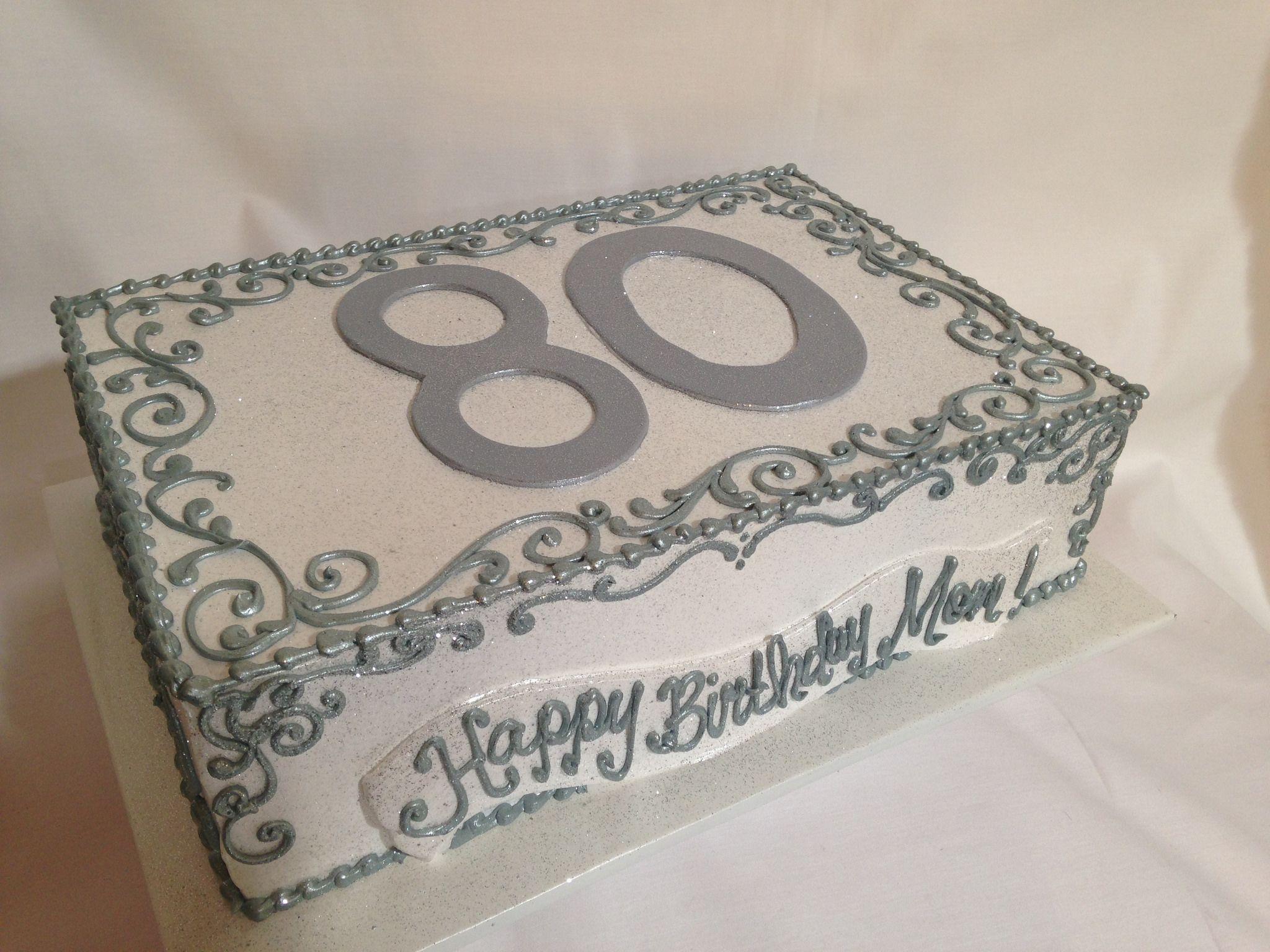 Wilton Southgate Birthday Cakes