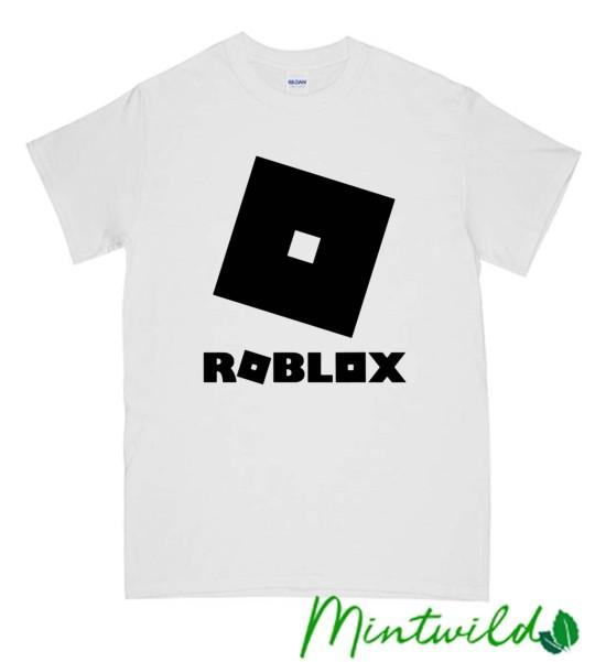 Roblox Wild T Shirt Clothes Fashion Shirt Women Casual Comfort