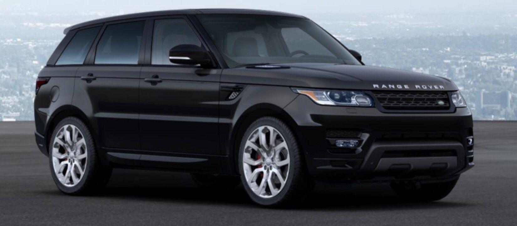 2016 Range Rover Sport Autobiography Range rover, Range