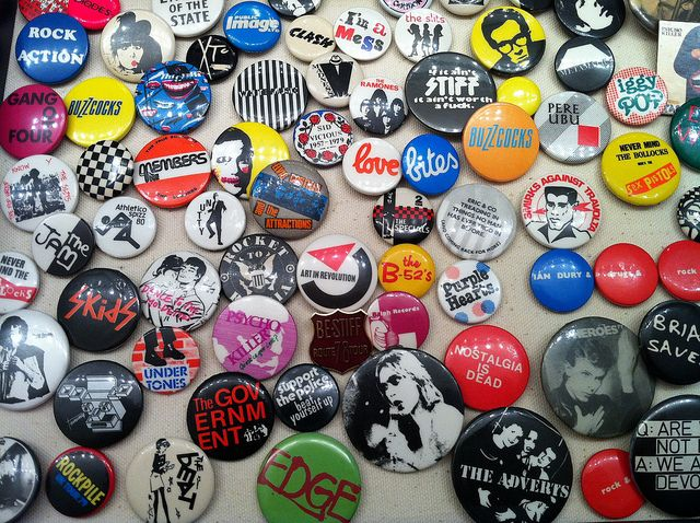 No You Can/'t Have Badges 1 Inch 25mm Pin Button Badge Emo Punk Indie Rock Fun