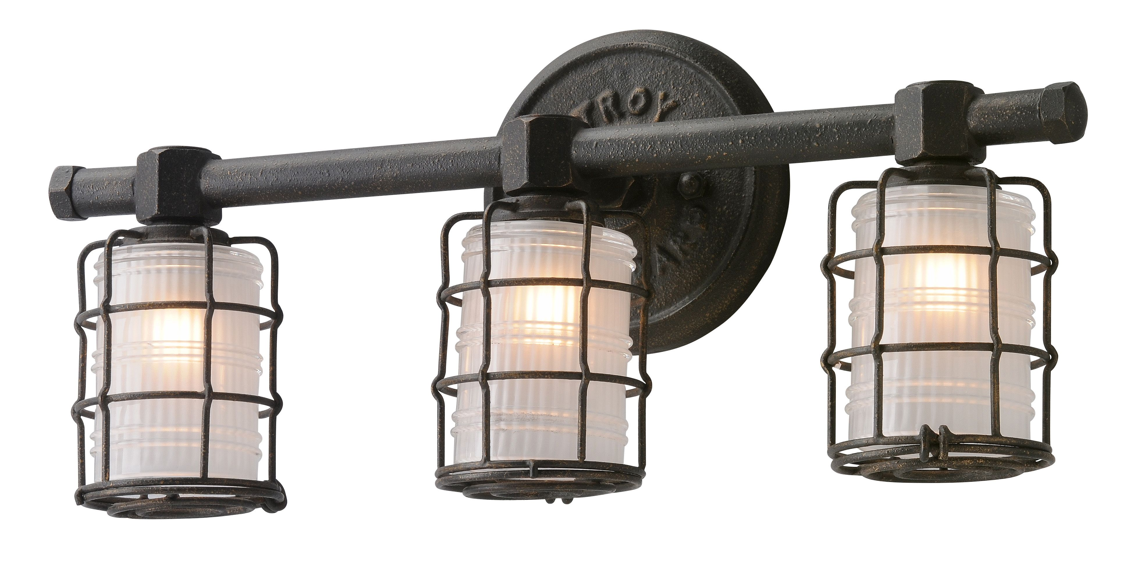 Mercantile by Troy Lighting | Industrial bathroom lighting ...