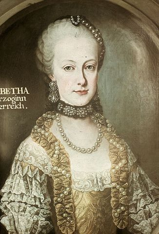 Maria Elisabeth, probably by Martin van Meytens | Grand Ladies | gogm