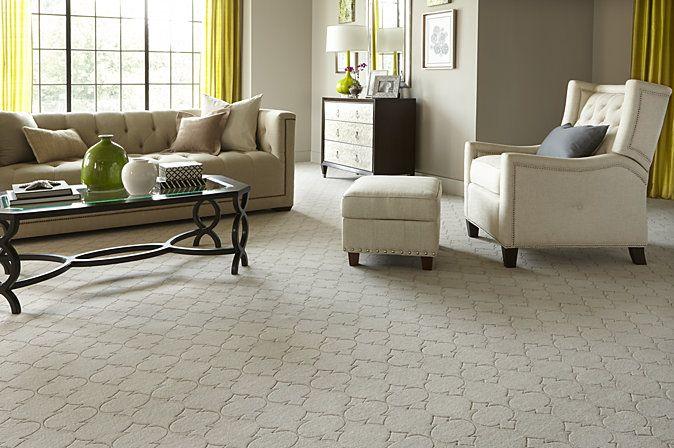 Karastan Wool Blend Reinvention Carpet In Nutmeg Swirl The