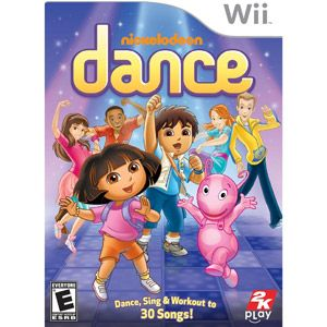 Nickelodeon Dance (Wii)