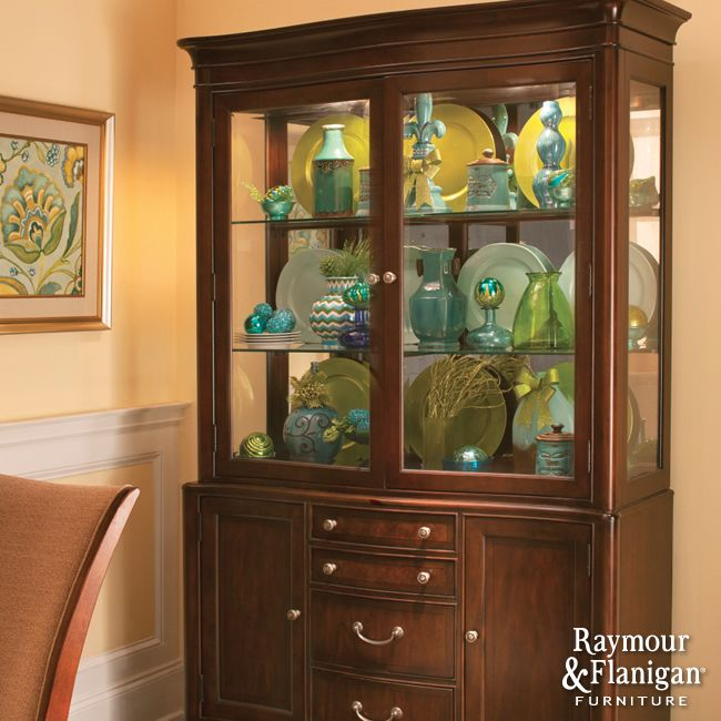 Keira 2 Pc China Cabinet W Lighting In 2019 Ideas For
