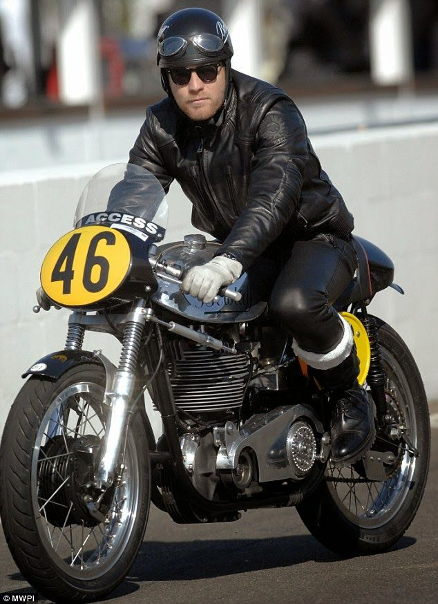 Famous Female Motorcyclists - Clymer Blog