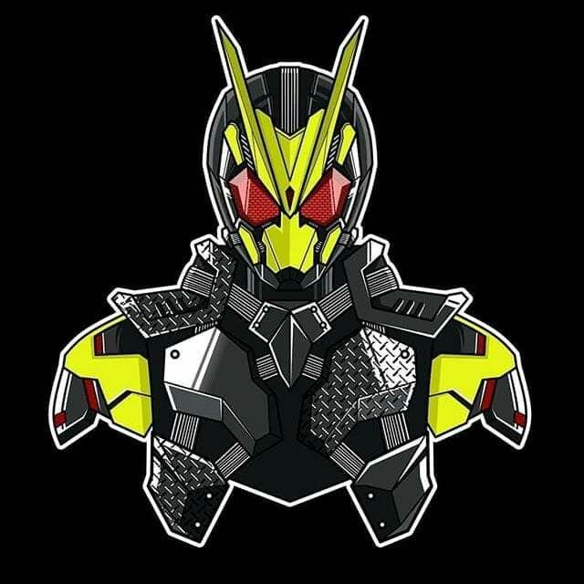 Pin Oleh Pandora Di Rider Art Gambar Wallpaper kamen rider zero two