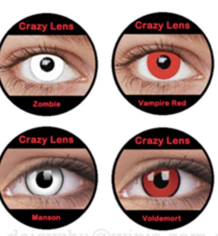 halloween contacts in 2018 products pinterest halloween